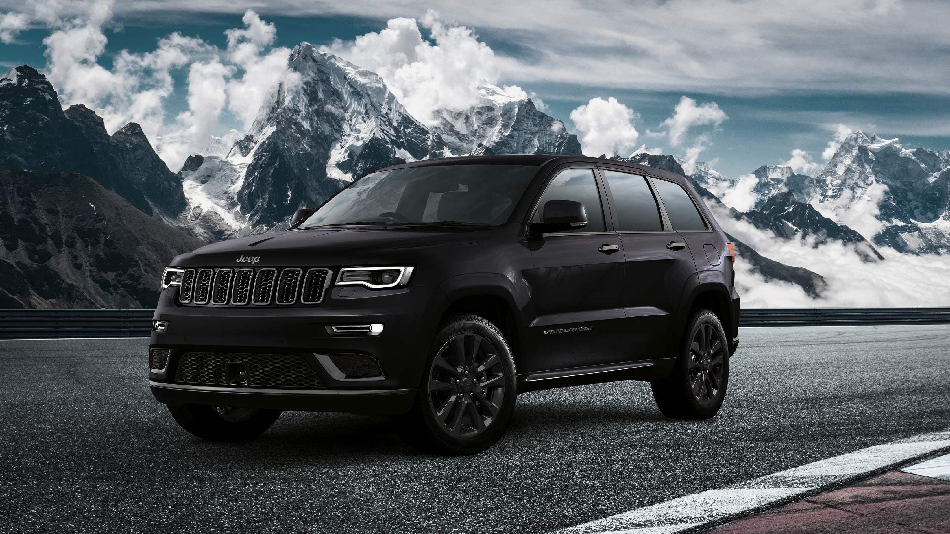 Jeep Grand Cherokee sort